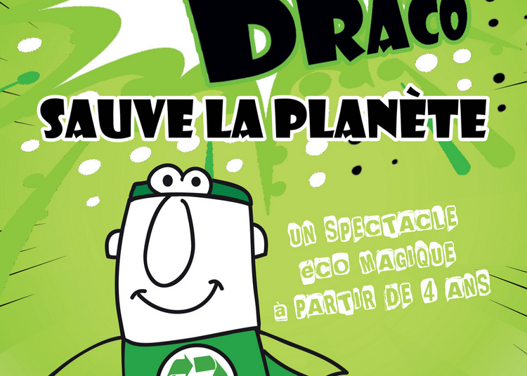 Super Draco Sauve La Planete à Grand Couronne