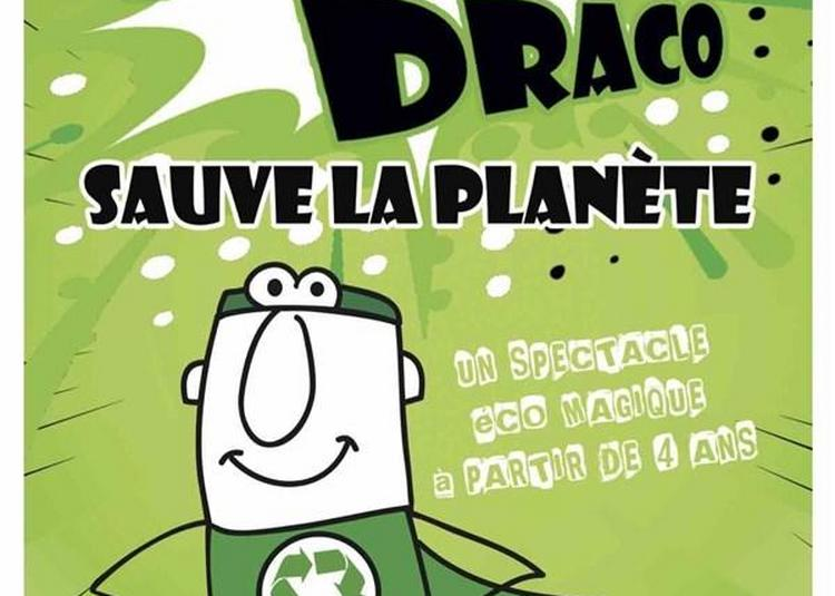 Super Draco Sauve La Planète à Rouen