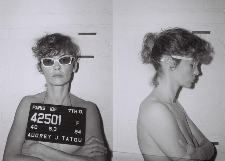 Superfacial - Audrey Tautou à Arles