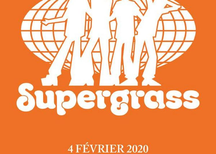 Supergrass à Paris 9ème