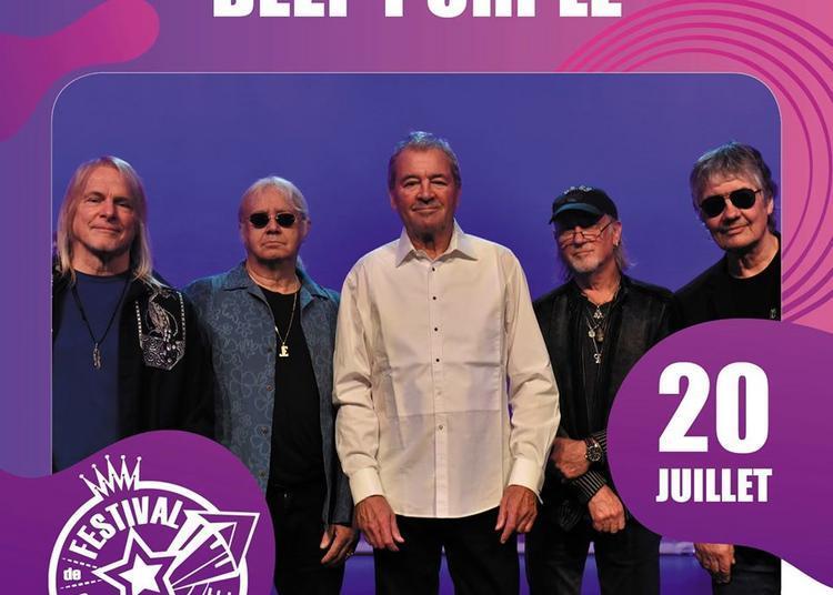Deep Purple à Carcassonne
