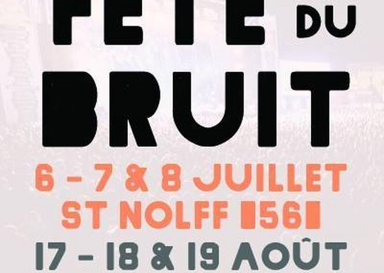 Shaka Ponk / Vitalic / Franz Ferdinand à Landerneau le 19 août 2018