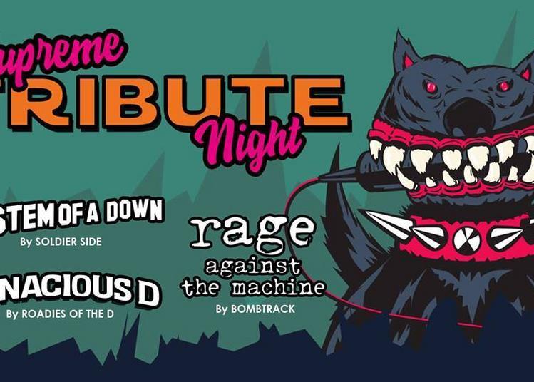 Supreme Tribute Night #5 (Toulouse)