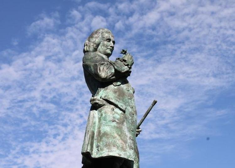 Sur Les Pas De Jean-jacques Rousseau à Montmorency
