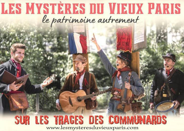 Sur les traces des Communards à Paris 20ème