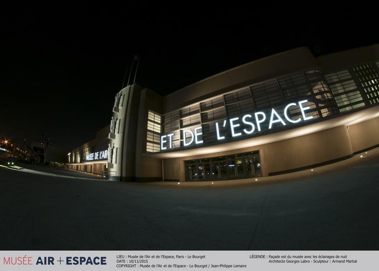 Sur Les Traces Du Centenaire ! à Le Bourget