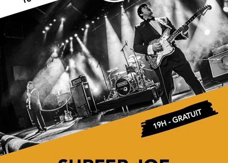 Surfer Joe - The Wave Chargers - The Rogue Waves / Supersonic à Paris 12ème