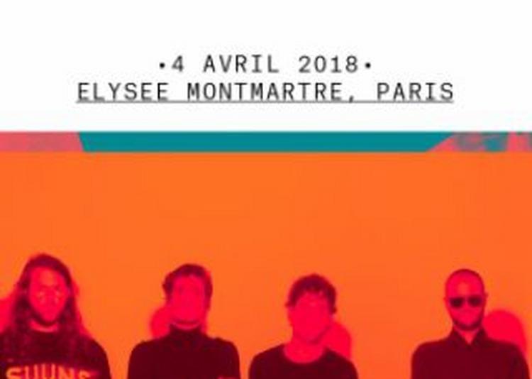 Suuns à Paris 18ème