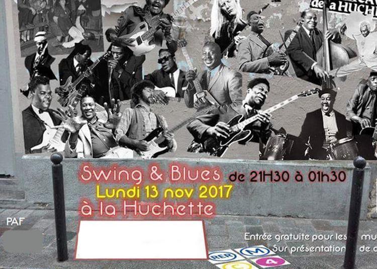 Swing & Blues Monday à Paris 5ème