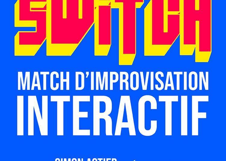 Switch Avec Simon Astier Et L'équipe D'hero Corp à Nantes