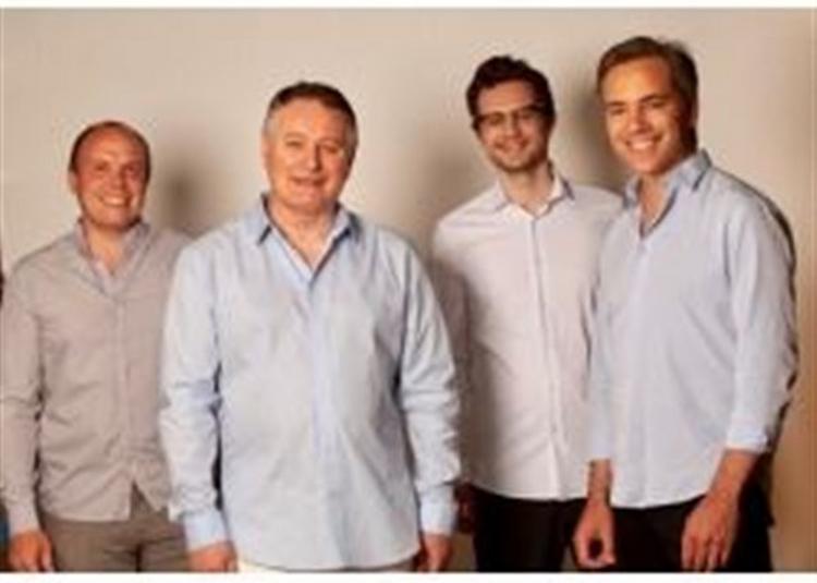 Sylvain Beuf Quartet à Paris 1er