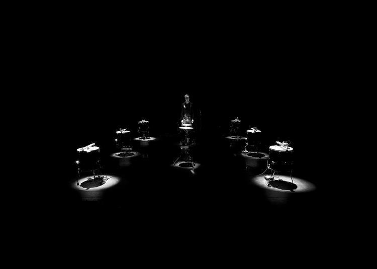 Sylvain Darrifourcq - Clément Janinet - Création et sortie d'album à Vanves