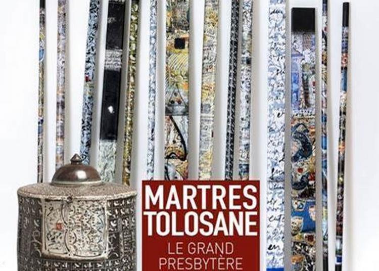 Sylvian Meschia En Terre Inconnues à Martres Tolosane