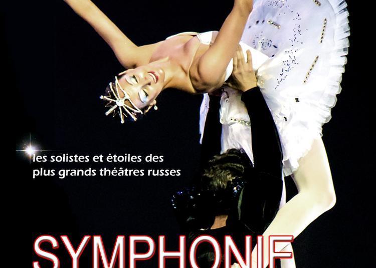 Symphonie des Étoiles -Gala de Noël- avec des solistes et étoiles de St-Pétersbourg et du Bolshoï de Minsk à Bordeaux