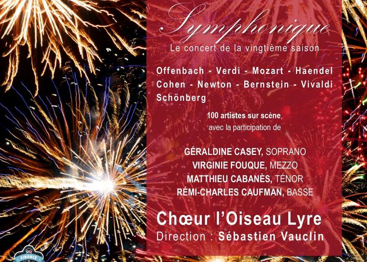 Symphonique, le concert de la vingtième saison à Senlis