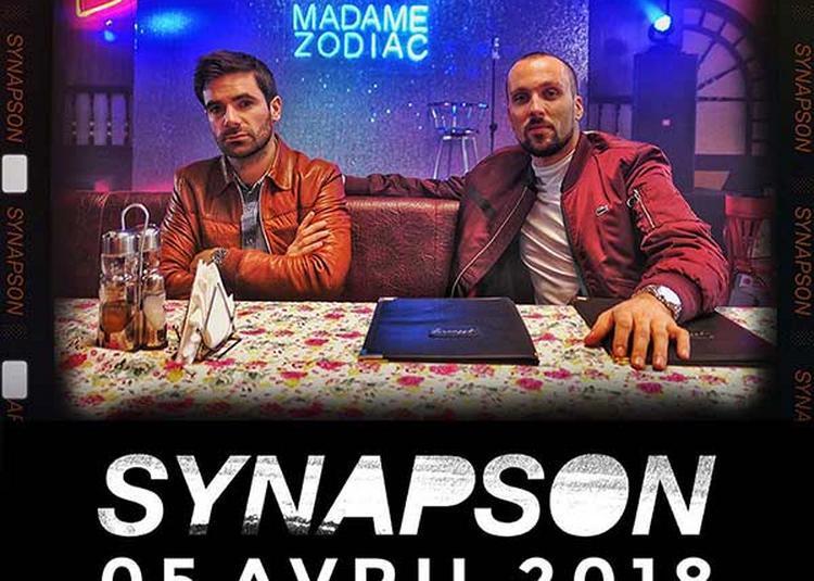 Synapson à Paris 18ème
