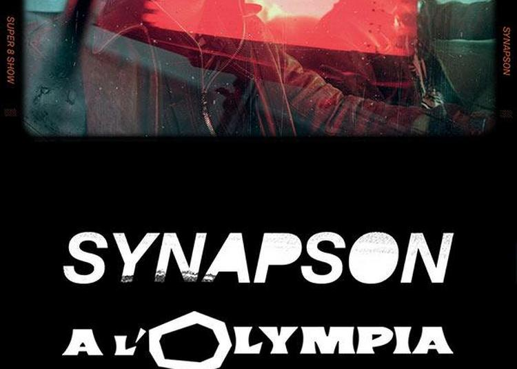 Synapson à Paris 9ème