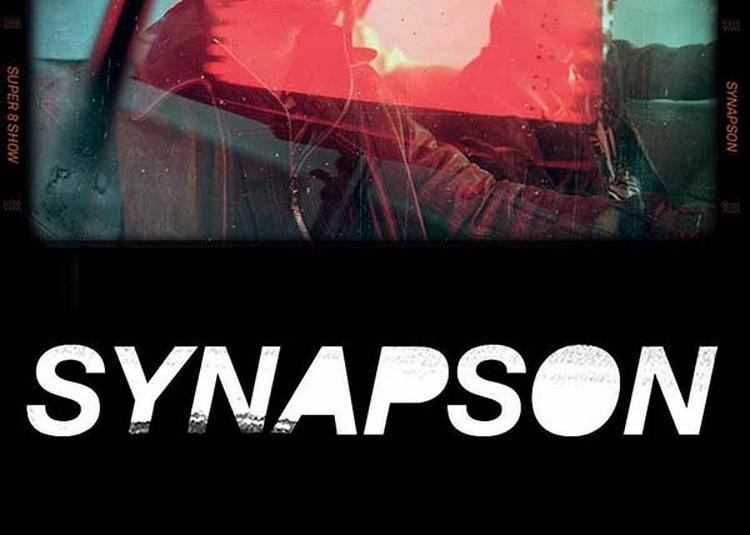 Synapson - Super 8 Show à Grenoble