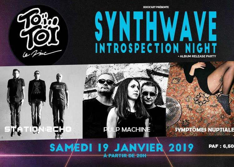 Synthwave Introspection Night à Villeurbanne