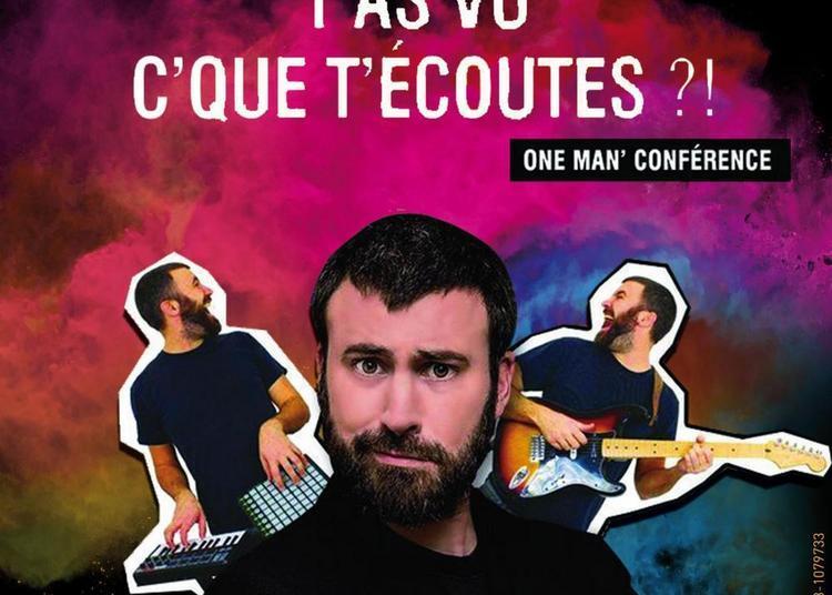 T'as vu c'que t'écoutes à Saint Nazaire d'Aude