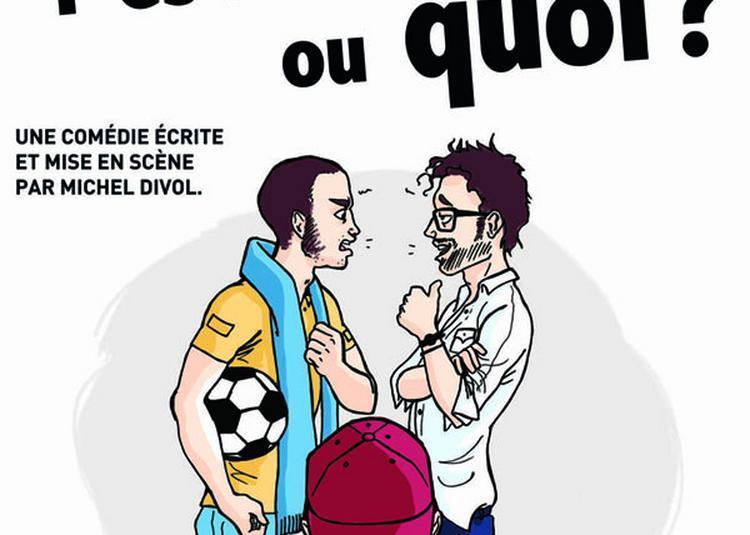 T'es foot ou quoi ? à Marseille