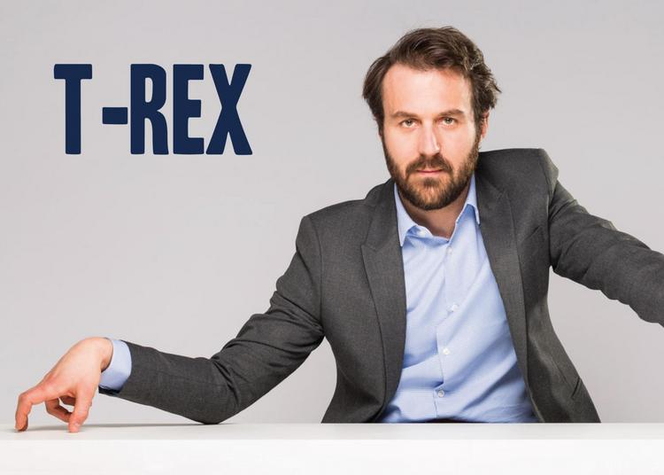 T-Rex à Avignon