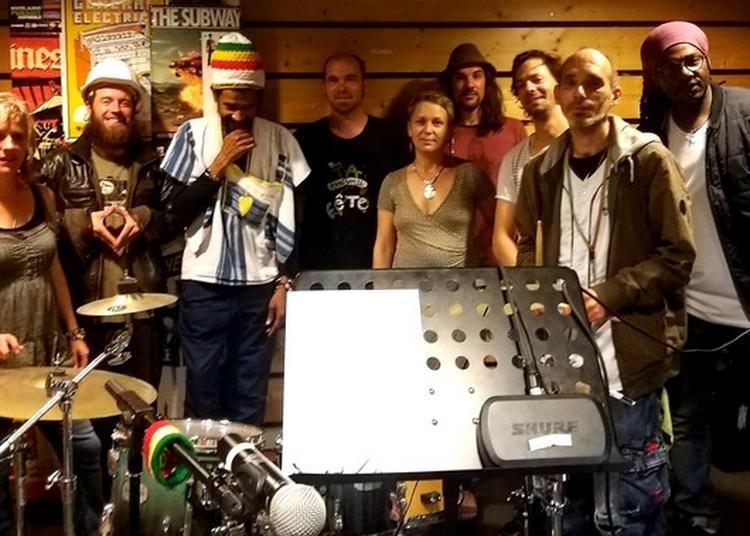 T-roots And The Band: Original Reggae Musique à La Roche sur Yon