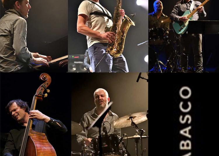 Tabasco Quartet Invite Leonardo Montana à Paris 1er