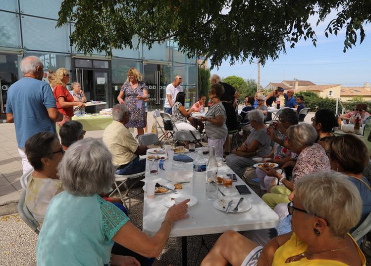 Table Partagée Et Concours Culinaire Desserts Autour De L'olive à Chateauneuf les Martigues