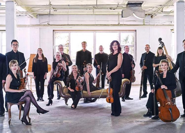 Tafelmusik - Ensemble Amarillis à Sable sur Sarthe
