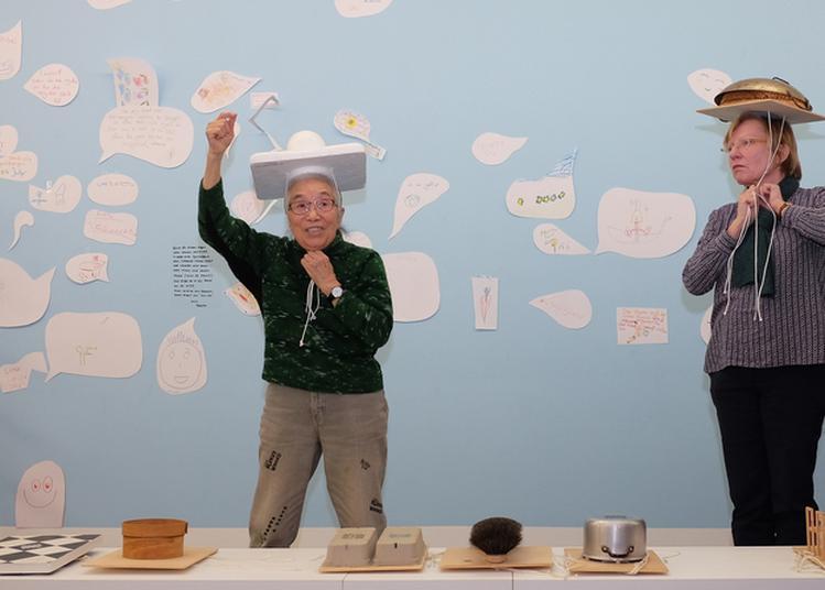 Takako Saito, Skywall - Salon D'accueil à Bordeaux