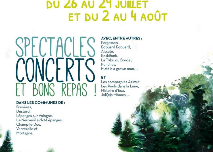 Tambouille Festival à Champ le Duc 2018
