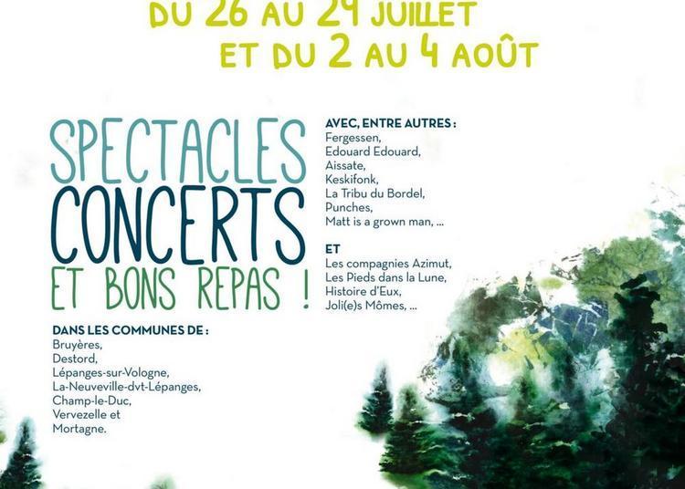 Tambouille Festival à Champ le Duc