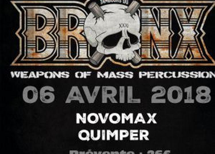 Tambours Du Bronx Weapons Of Mass Percussion à Quimper