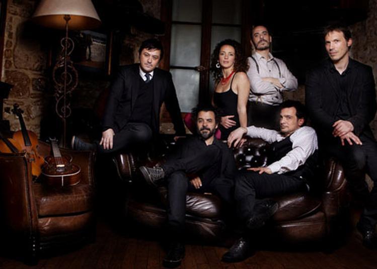 Tana & The Pocket Philharmonic à Montpellier