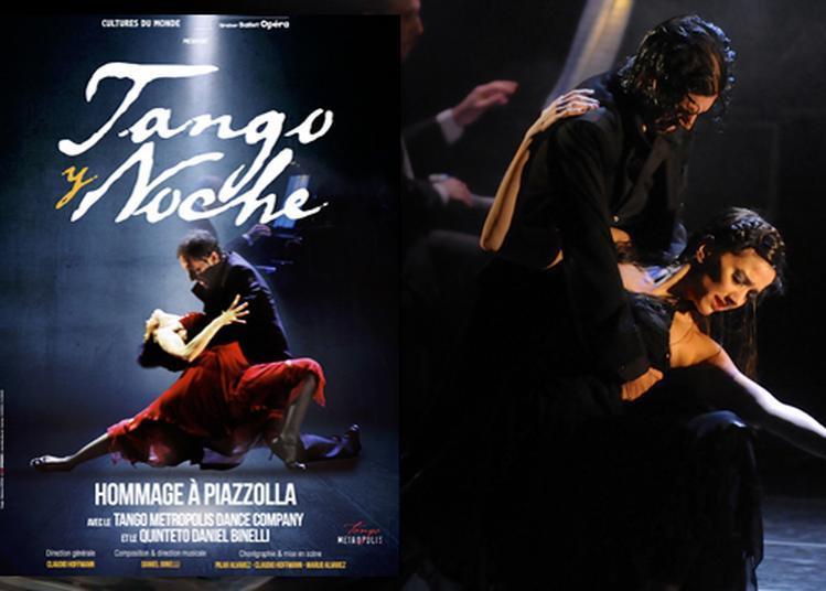 Tango y noche à Gagny
