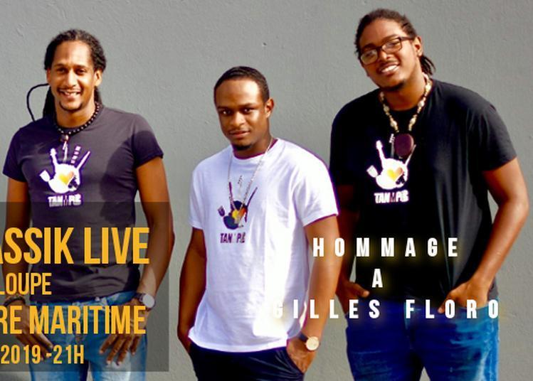 Tanmpo Klassik Live - Festival Terre De Blues De Marie-Galante Jour 4 à Grand Bourg