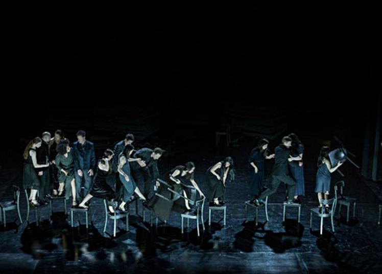 Tanztheater Wuppertal - Pina Bausch à Paris 19ème