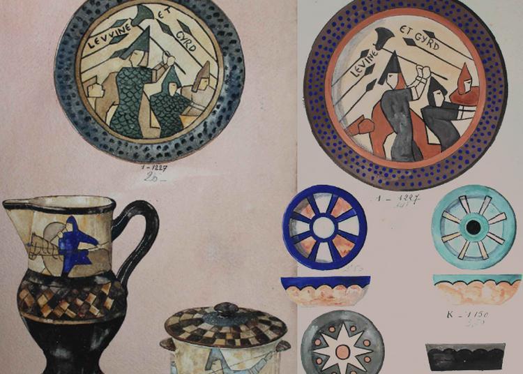 Tapisserie De Bayeux : Inspiration Faïence à Quimper
