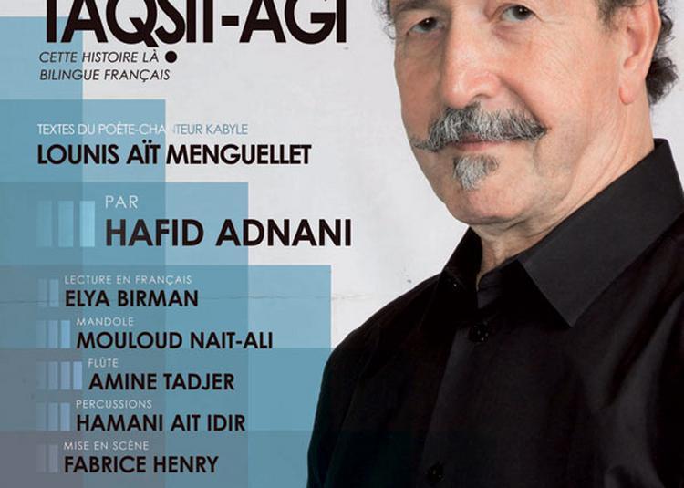 Taqsit-Agi De Ait Menguellet à Paris 10ème