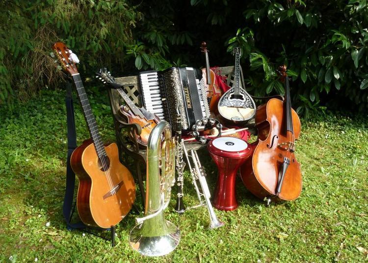 Soirée musiques et chants des Balkans à Paris 10ème