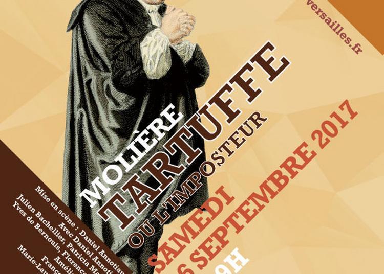 Tartuffe Ou L'imposteur De Molière Par La Compagnie Des Deux Rives De Versailles à Onzain
