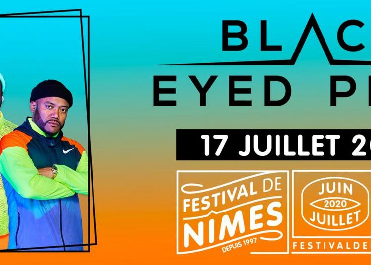 Black Eyed Peas à Nimes