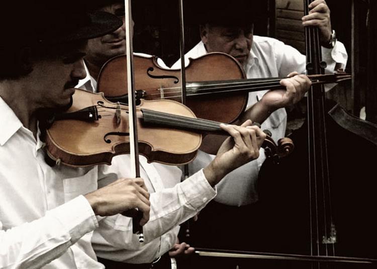 Tcha Limberger'S - Kalotaszeg Trio à Paris 18ème