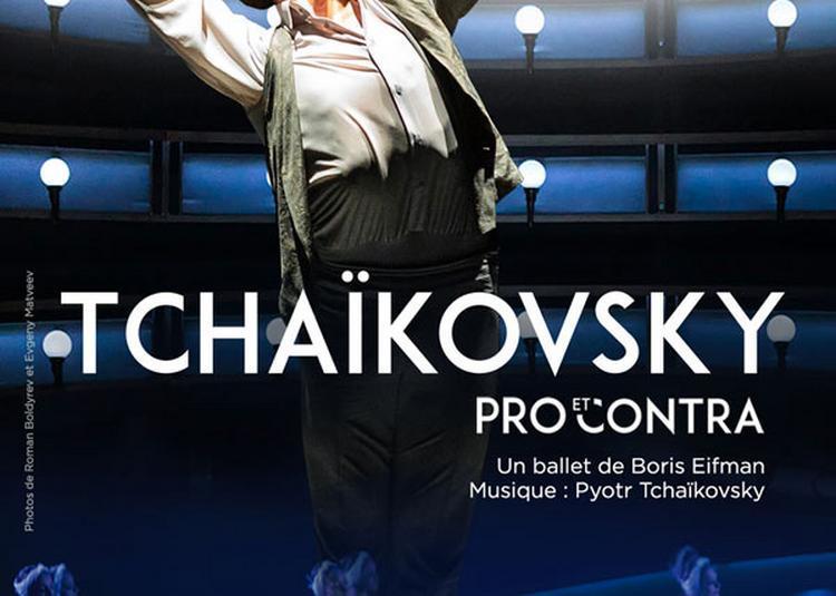 Tchaikovsky. Pro Et Contra à Paris 17ème
