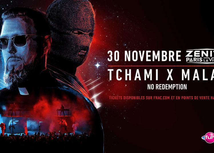Tchami & Malaa : No Redemption à Paris 19ème