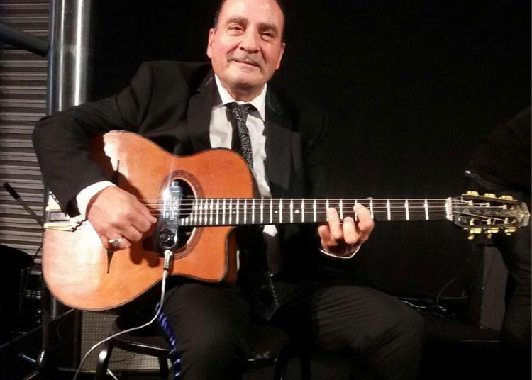 Tchavolo Schmitt Quartet à Beausoleil