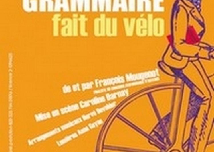Ma Grammaire fait du Vélo à Avignon
