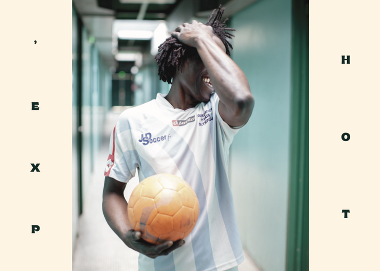 Team autremonde - Football solidaire - L'Expo photo à Paris 3ème