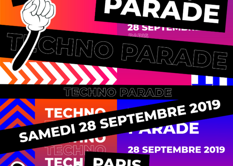 Techno Parade 2019